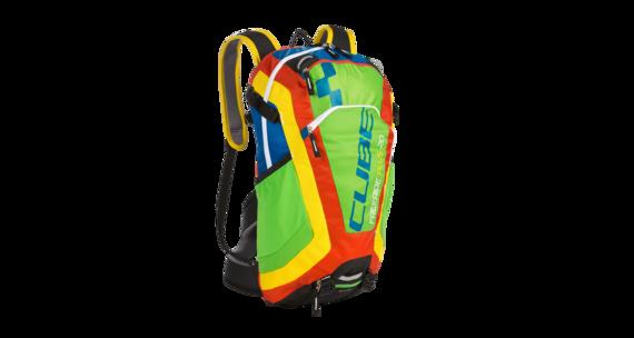 Cube Freeride 20+ Ryggsäck flerfärgad